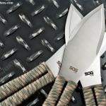 Sog throwing knives