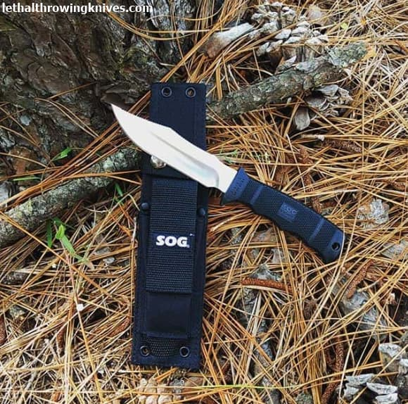Sog throwing knives review
